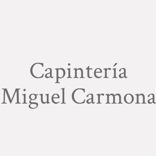 Capintería Miguel Carmona