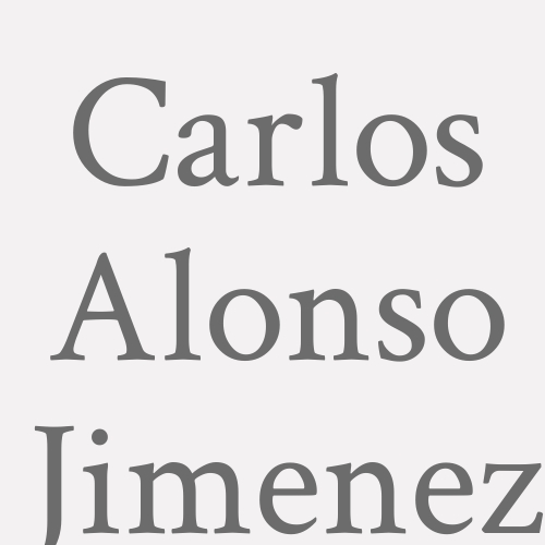 Carlos Alonso Jimenez
