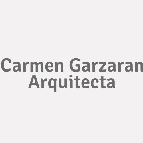 Carmen Garzaran Arquitecta