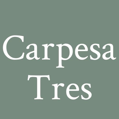 Carpesa Tres