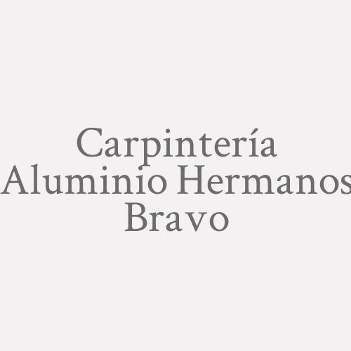 Carpintería Aluminio Hermanos Bravo