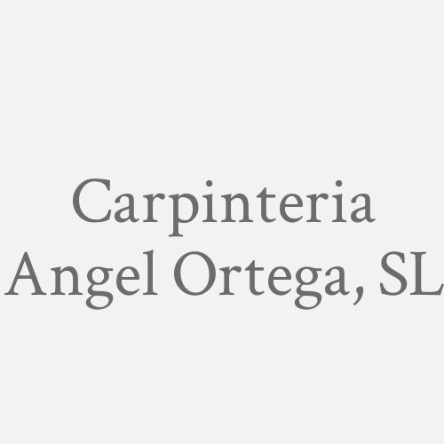 Carpintería Ángel Ortega, S.L.