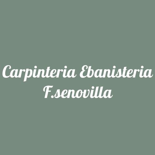 Carpintería Ebanisteríaa F. Senovilla