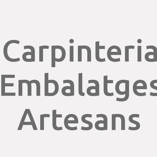 Carpinteria Embalatges Artesans