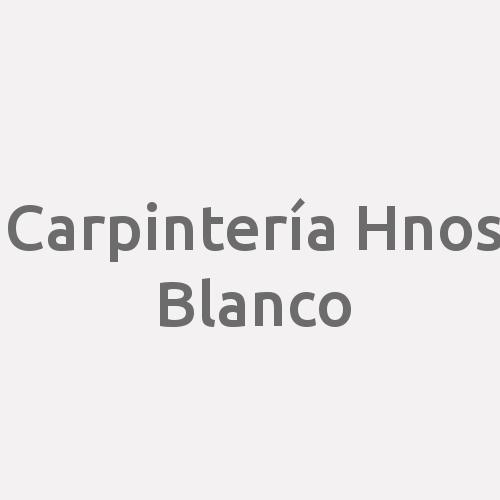 Carpintería Hnos Blanco