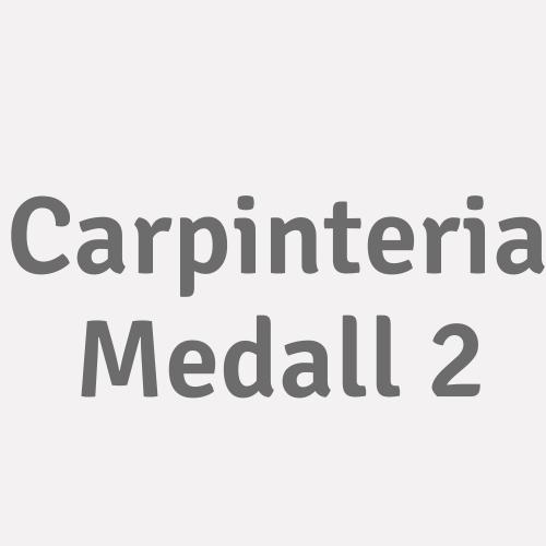 Carpinteria Medall 2