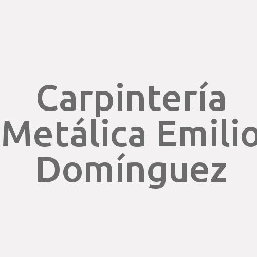 Carpintería Metálica Emilio Domínguez