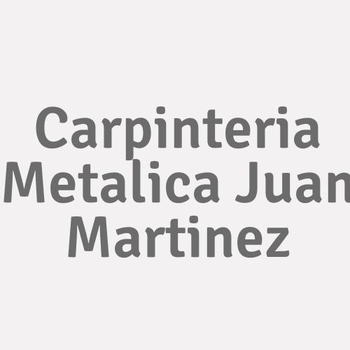 Carpinteria Metalica Juan Martinez