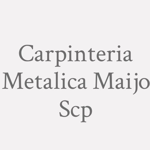 Carpinteria Metalica Maijo Scp.