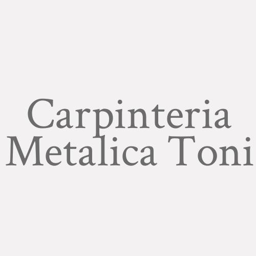 Carpinteria Metalica Toni