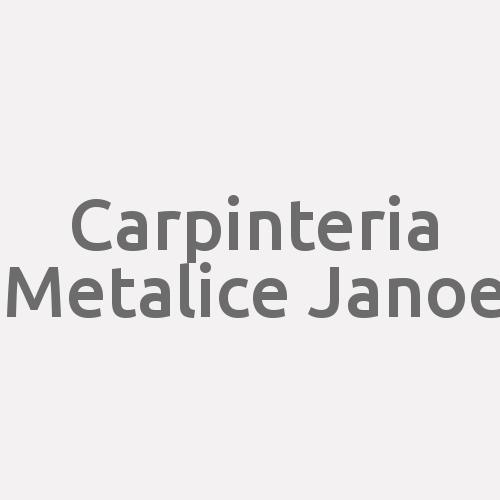 Carpinteria Metalica Janoe