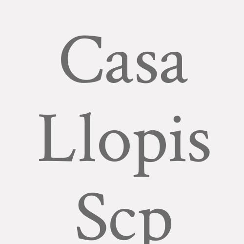 Casa Llopis Scp