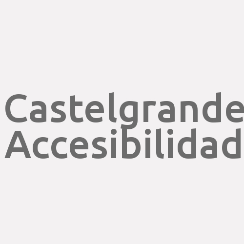 Castelgrande Accesibilidad