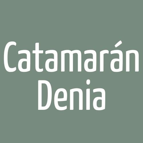 Catamarán Denia