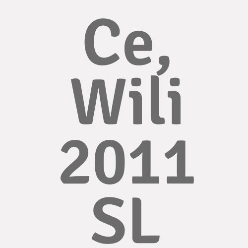 C.E, Wili 2011 S.L.