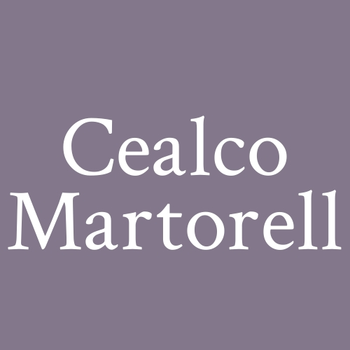 Cealco  Martorell