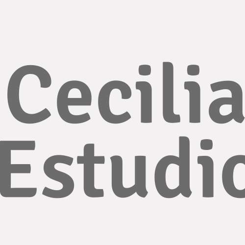 Cecilia Estudio
