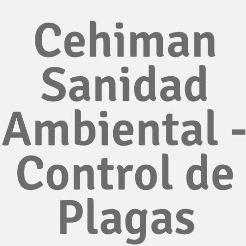 Cehiman Sanidad Ambiental - Control De Plagas