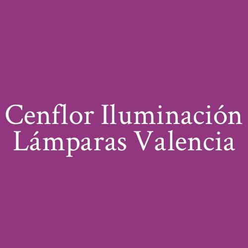 Cenflor Iluminación Lámparas Valencia