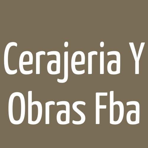 Cerajeria y obras FBA