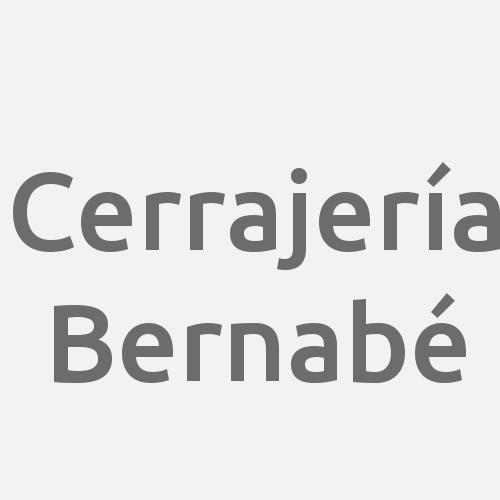 Cerrajería Bernabé