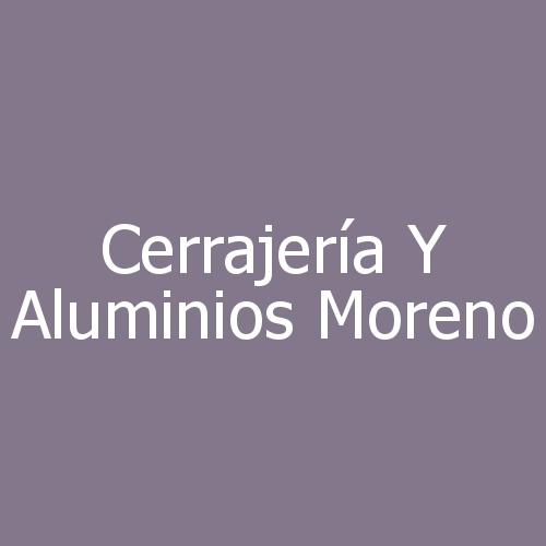 Cerrajería y Aluminios Moreno