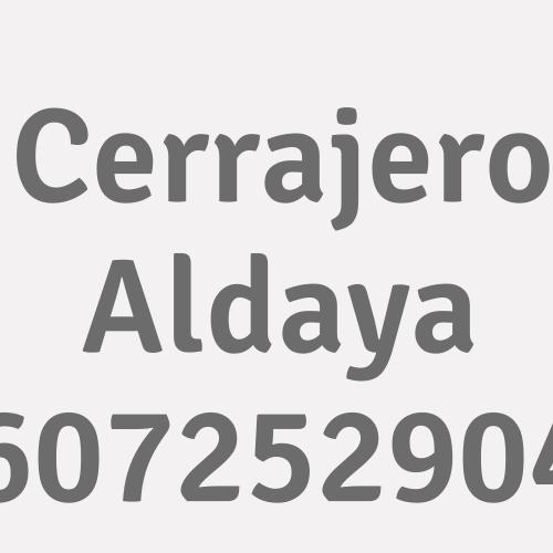 Cerrajero Aldaya