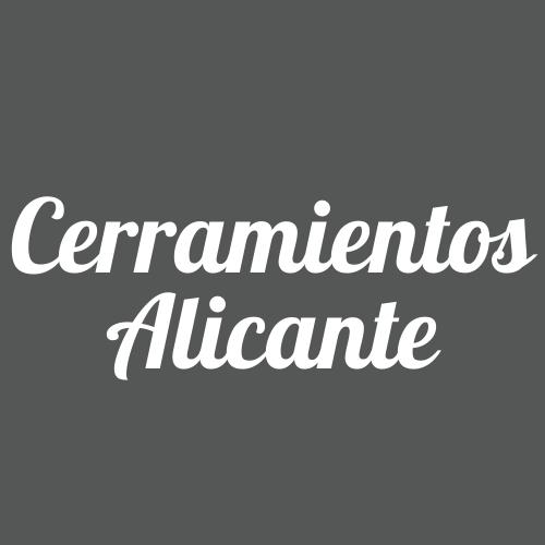 Cerramientos Alicante