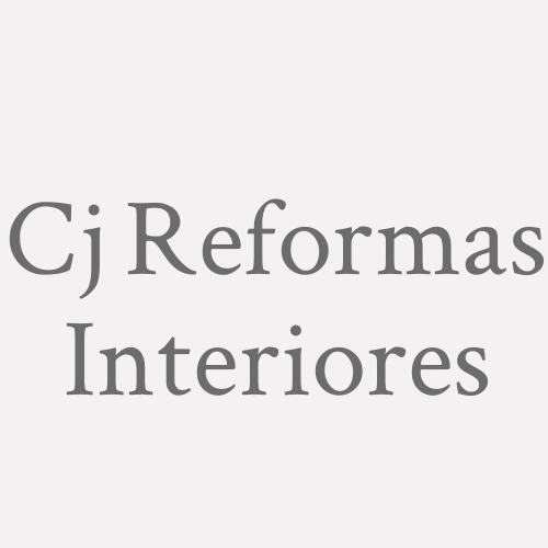 Cj Reformas Interiores
