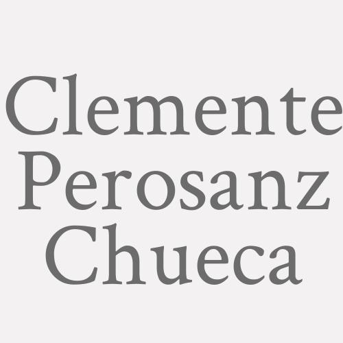 Clemente Perosanz Chueca