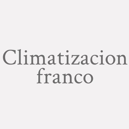 Climatizacion Franco