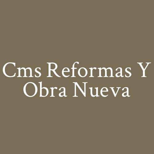 Cms Reformas y Obra Nueva