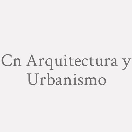 Cn Arquitectura Y Urbanismo