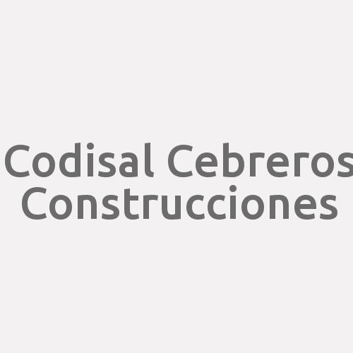 Codisal Cebreros Construcciones