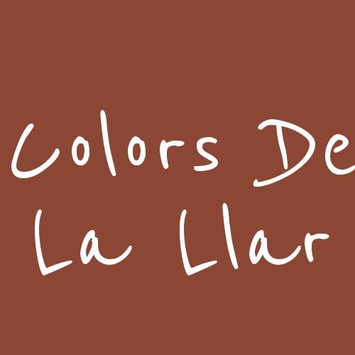 Colors De La Llar