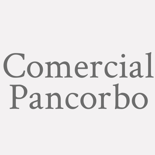 Comercial Pancorbo