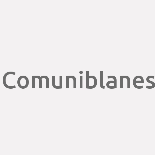 Comuniblanes