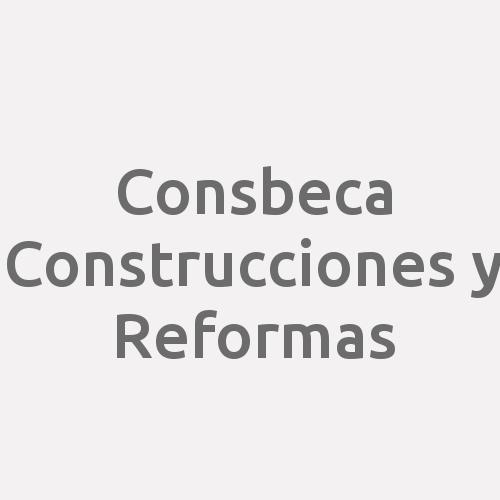 Consbeca Construcciones Y Reformas
