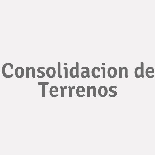 Consolidacion de Terrenos
