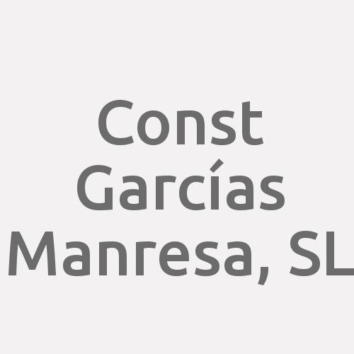 Const Garcías Manresa, SL