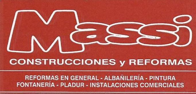 CONSTRUCCIONES Y REFORMAS MASSI
