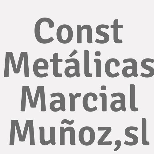 Const. Metálicas Marcial Muñoz,s.l.