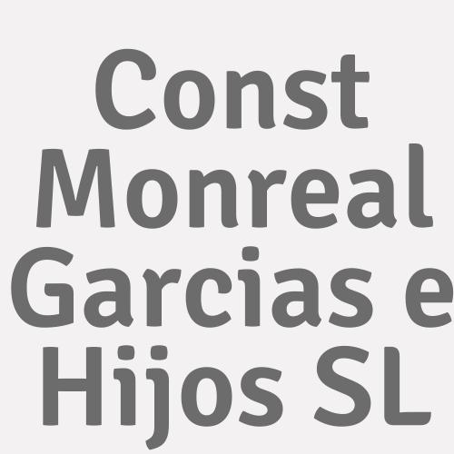 Const Monreal Garcias e Hijos SL