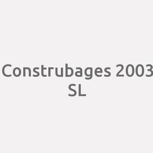 Construbages 2003 S.l