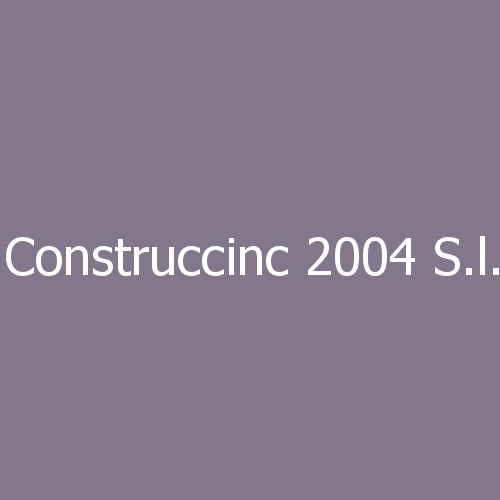 Construccinc 2004 S.L.