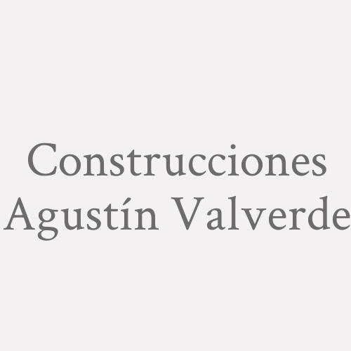Construcciones Agustín Valverde