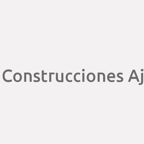 Construcciones Aj