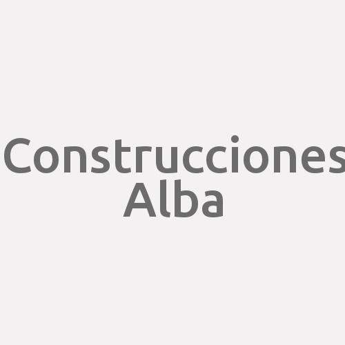 Construcciones Alba