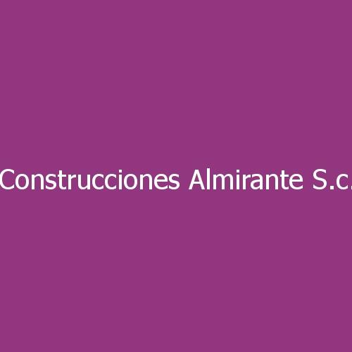 Construcciones Almirante