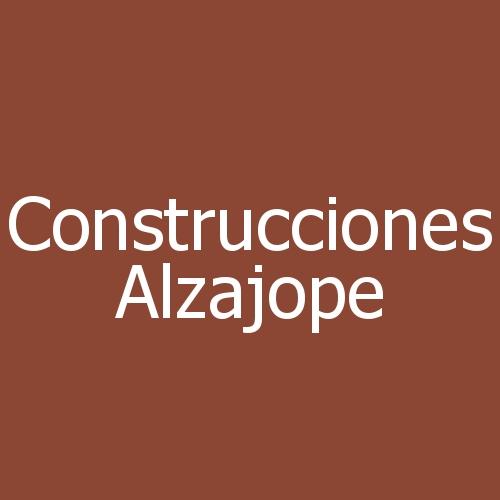 Construcciones Alzajope
